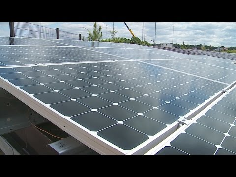 Solar Gardens Give Customers New Green Energy Option