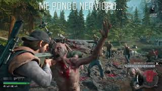 Days Gone Horda 1#*