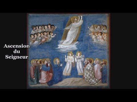 Ascension du Seigneur - Chant grégorien - Abbaye de Triors