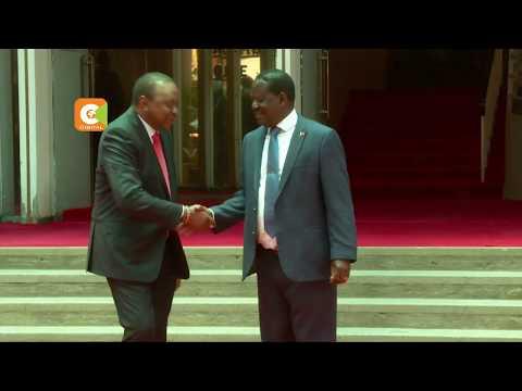 Speaker Lusaka asks leaders to embrace unity