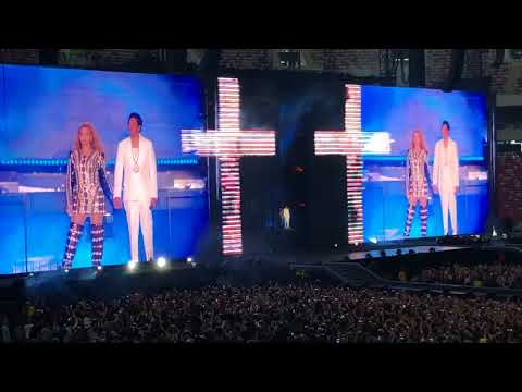 THE CARTERS OTR II LIVE IN WARSAW 30.06.2018 FULL OPENING HOLY GRAIL BEYONCE JAY Z