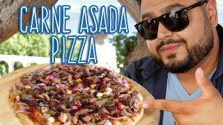 #viveelverano Grilled Mexican Pizza With El Guzii – #mituverano