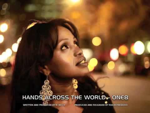 R Kelly, Amani, 2Face, 4x4, Alikiba, Fally Ipupa, JK, Movaizhaleine & Navio   Hands Across the World