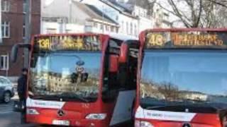 Покупка билета на метро(UBahn) и автобус в автомате .Германия.(, 2016-11-21T20:11:20.000Z)