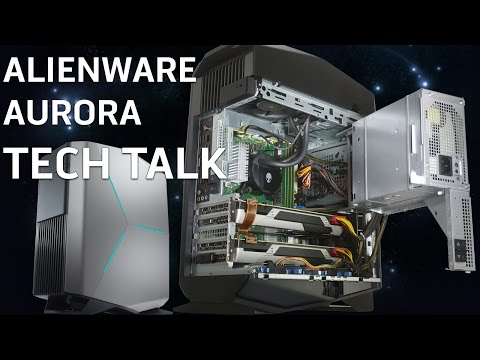 Alienware Aurora ALX PLDS DH-8B2SH Update