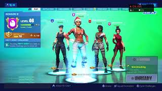 Carrying Bots on Fortnite (PS4)
