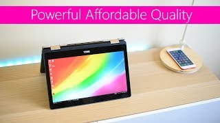 Dell Inspiron 13 2 in 1 7000 series review Kaby Lake (7368 in US 7378) The best mid range 2 in 1?