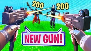*LEAKED* MACHINE PISTOL Is OP..!!! | Fortnite Funny and Best Moments Ep.562 (Fortnite Battle Royale)