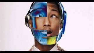 Daft Punk ft.  Pharrell Williams - Get Lucky ( Radio Edit ) |HD|