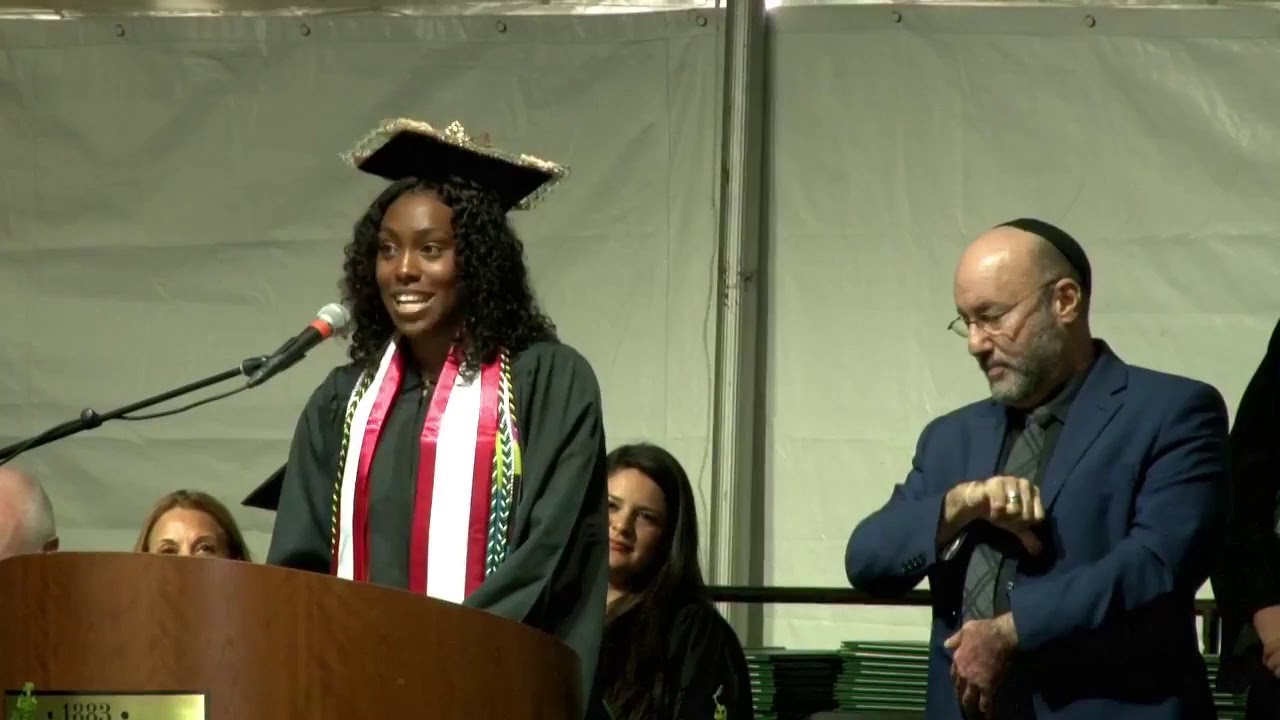 Hunter College Graduation 2020.Commencement Home Commencement