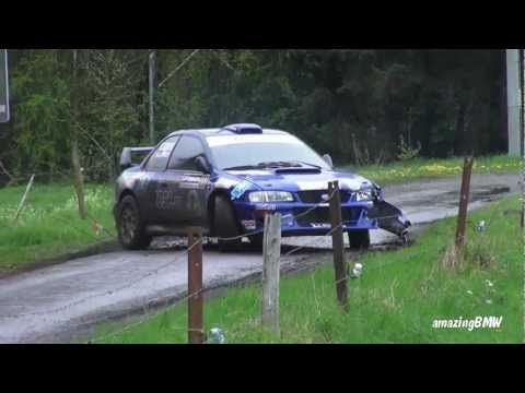 Best of Rally 2012 HD