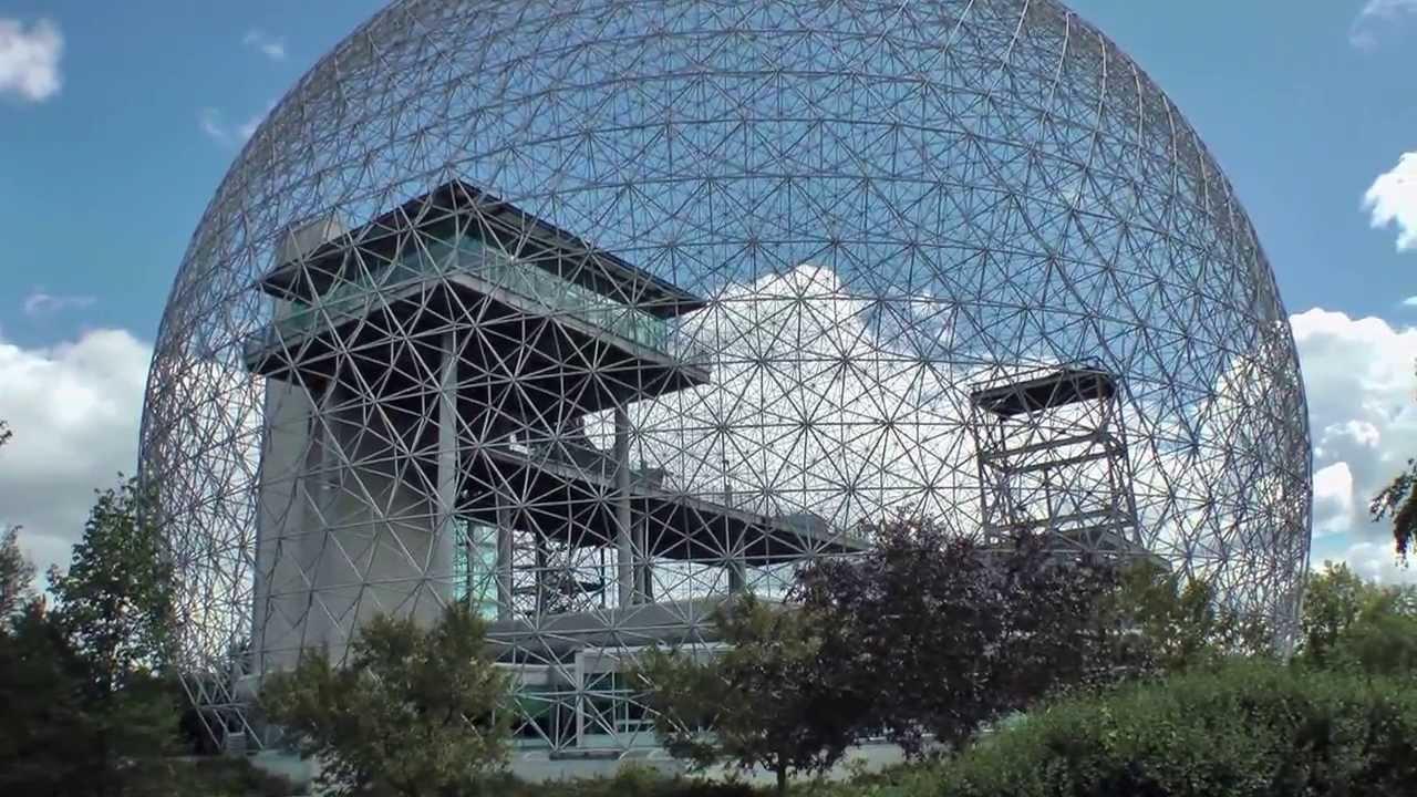 Montreals Biosphere Museum 2013 World Expo 67