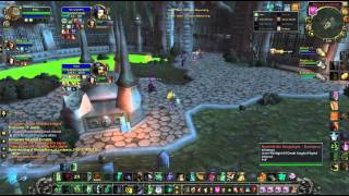 World of Warcraft MW Monk 2 heals 1 DPS 3v3 arena test