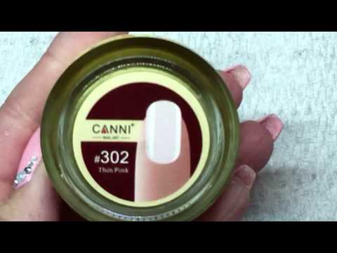 How to: A fill with Canni primer, base coat, and builder gel