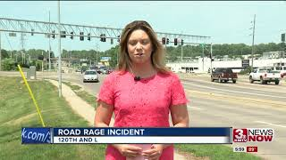 Road Rage Caught on Camera in West O