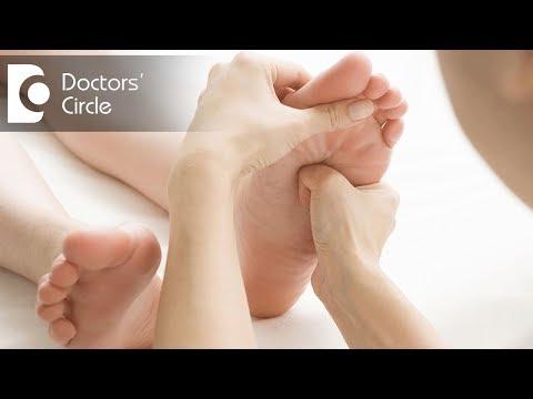 Why Diabetics should not ignore foot pain? - Dr. Anantharaman Ramakrishnan