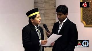 حمد و ثنا اُسی کو جو ذات جاوِدانی  Voice Azeezam Syed Ahmad Moiez Shahid Sahib