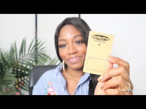 BBNaija's Khafi shares some tips on how to get into Big Brother Naija's House