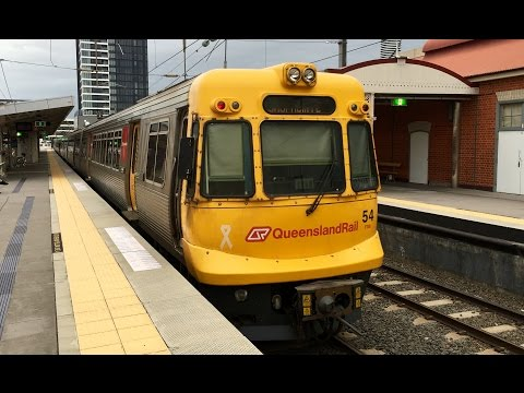 Queensland Rail Vlog 31: South Brisbane