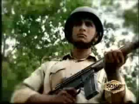 PAKISTAN ARMY song by Jawad Ahmad -