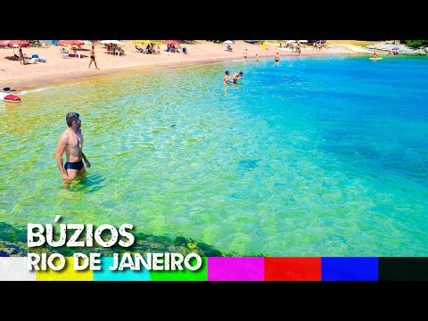 Búzios HD - Viagem Rio de Janeiro
