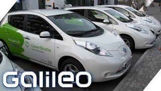 Clever Shuttle: Die Alternative zum Taxi | Galileo | ProSieben