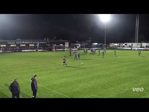 Stafford Witton Goals And Highlights