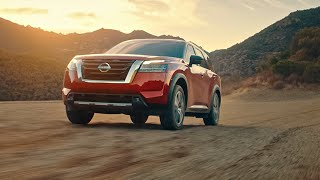 homepage tile video photo for All New 2022 Nissan Pathfinder