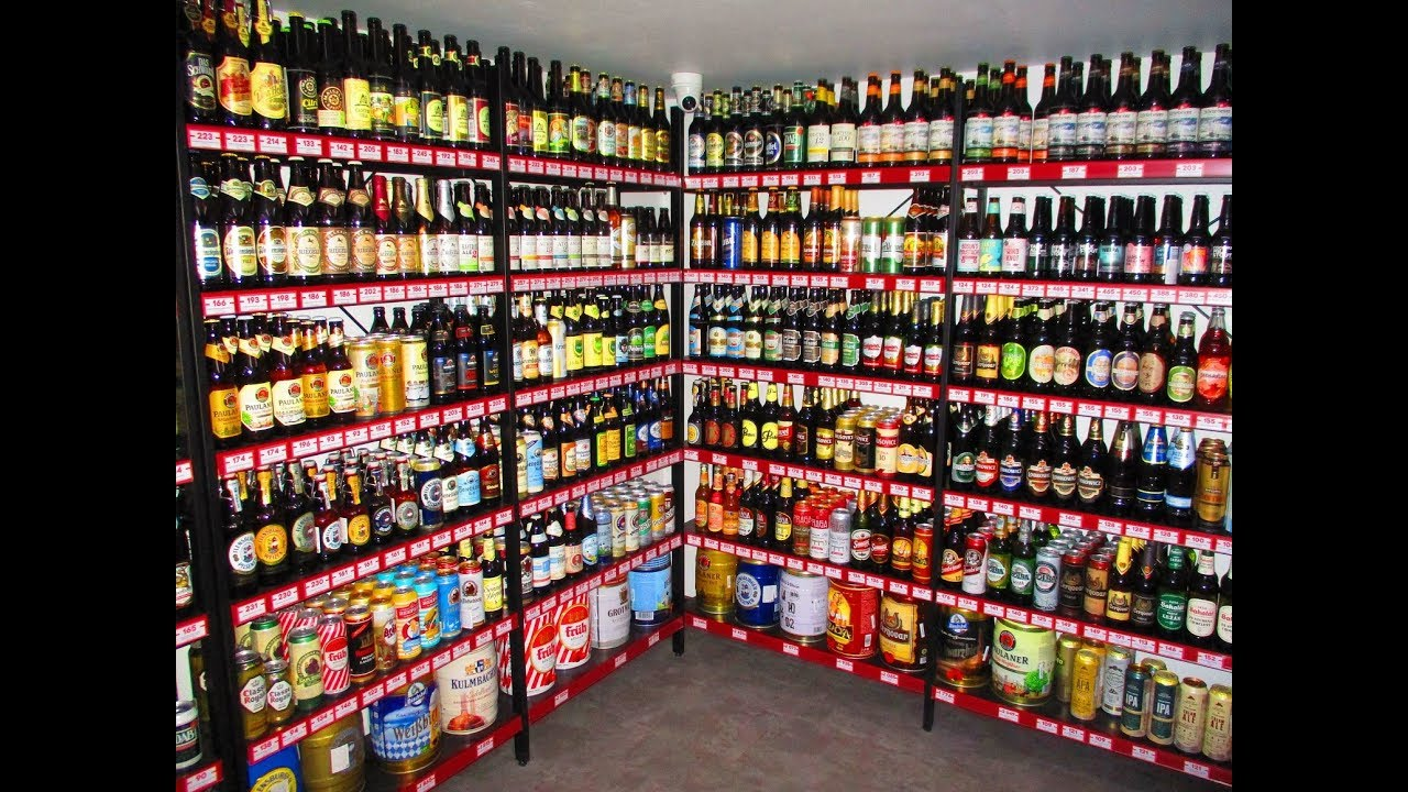 Russia's (and World's) Biggest Craft Beer Store in Moscow - 200 Taps, 3000  Bottled Beers