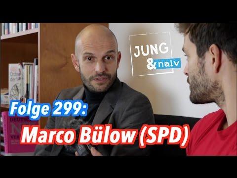 Marco Bülow (SPD) über Fehler & falsche Spielregeln - Jung & Naiv: Folge 299