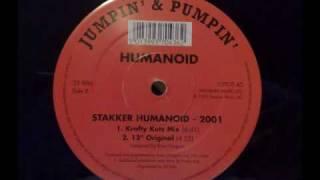 stakker humanoid 2001 - krafty kuts mix