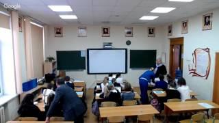 Бинарный урок по литературе и английскому языку