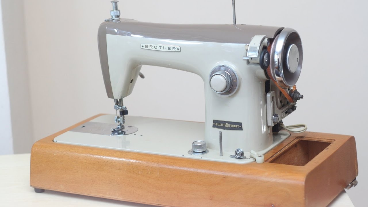 brother sew tric n hmaschine sewing machine. Black Bedroom Furniture Sets. Home Design Ideas