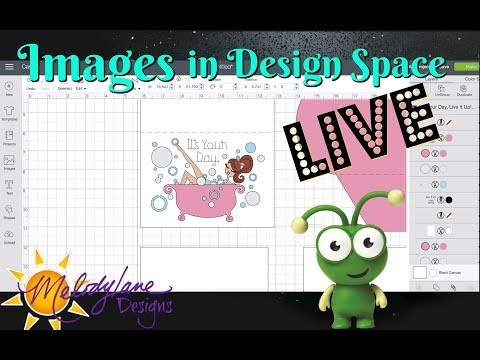 Images in Design Space LIVE Class
