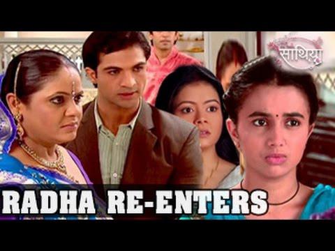 Saath Nibhana Saathiya 13th October 2014 FULL EPISODE | Radha is BACK with EVIL PLAN