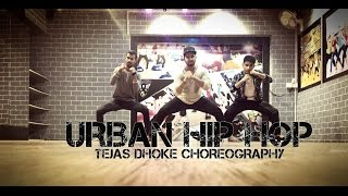 Hardy Sandhu - Backbone | Dance Choreography | Tejas Dhoke | Dancefit Live