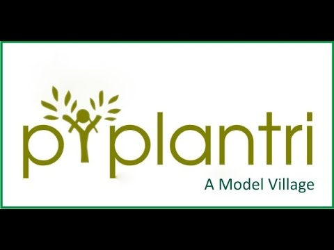 Piplantri Model - a model village