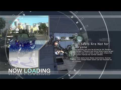 EDF 5 - Animation Cancelling All Classes QUICK TIPS - Earth Defense Force 5 thumbnail