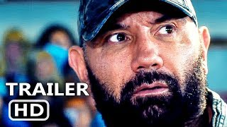 FINAL SCORE Official Trailer (2018) Pierce Brosnan, Dave Bautista, Action Movie HD