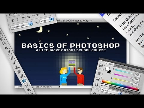 adobe photoshop cs 6 basics road to 250 subscribers part 2