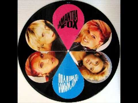 Samantha Fox   I Only Wanna Be With You Extended Remix