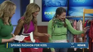 Spring fashion for kids