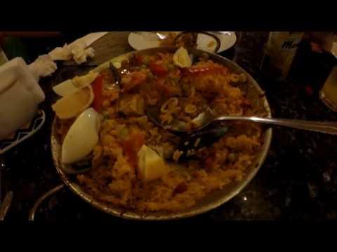 セブ島 シャングリラ前のオラエスパーニャで夕食子連れでセブ島 vol5