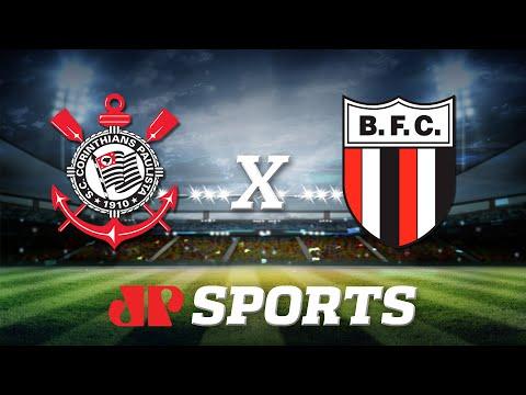 AO VIVO - Corinthians x Botafogo-SP - 23/01/20 - Campeonato Paulista - Futebol JP