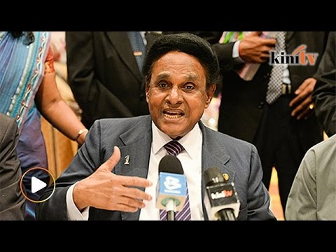 Samy Vellu: My job helps bring in money for Malaysia