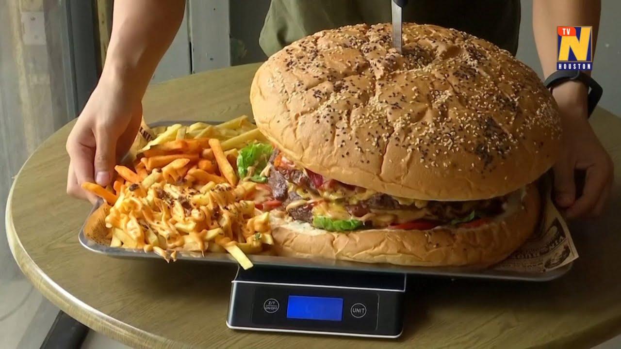 Größter Burger