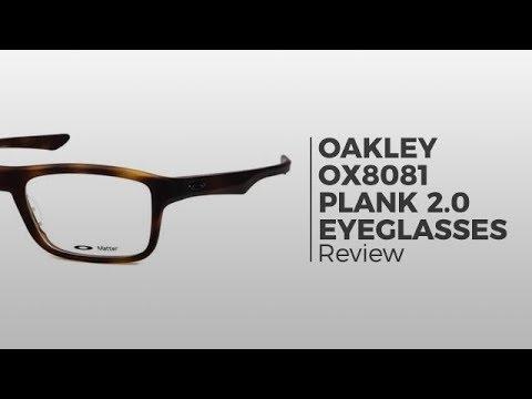 9e6992ab2a Oakley OX8081 PLANK 2. 0 Eyeglasses