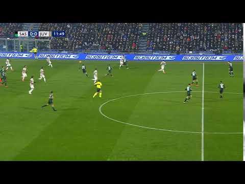 Cristiano Ronaldo amazing no look pass vs Sassuolo (10/02/2019) 1080i