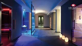 Arredamento per hotel, piscine, SPA, terrazzi e spazi commerciali progetti Kronos 2017