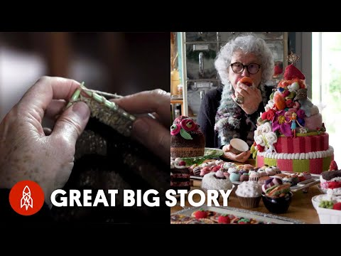 How a Psychiatrist Uses Knitting to Heal